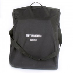 BABY MONSTERS TORBA TRANSPORTOWA TRAVEL BAG DO WÓZKA COMPACT